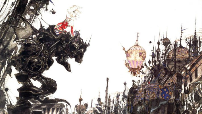 Final Fantasy VI arriva su Steam