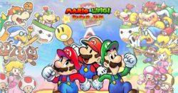 Mario e Luigi: Paper Jam Bros – Recensione