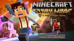 Minecraft Story Mode – L'episodio 4 ha una data d'uscita