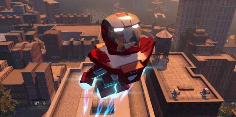 LEGO Marvel's Avengers, rivelata la dimensione del gioco