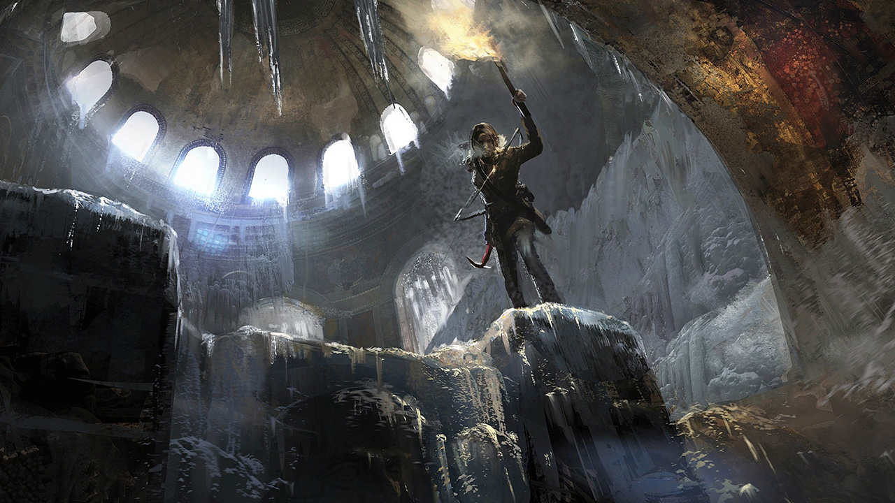 Rise of the Tomb Raider, Lara arriva su PC a fine mese