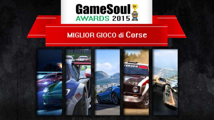 Miglior gioco di Corse – Gamesoul Awards 2015