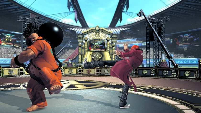 The-King-of-Fighters-XIV-gamesoul-testo
