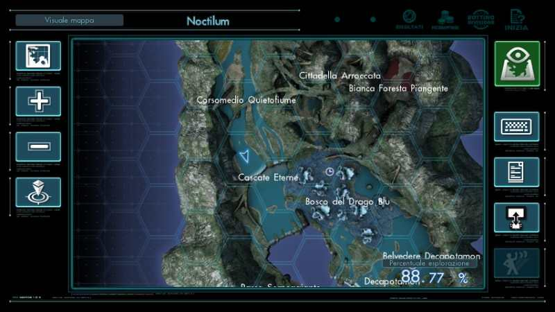 Xenoblade Chronicles X Dilus Acidi