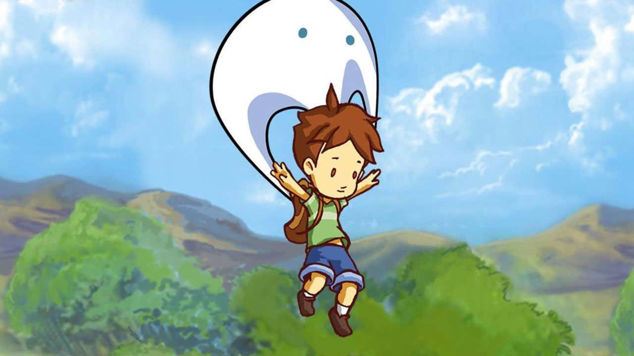 Annunciato A Boy and His Blob per Xbox One