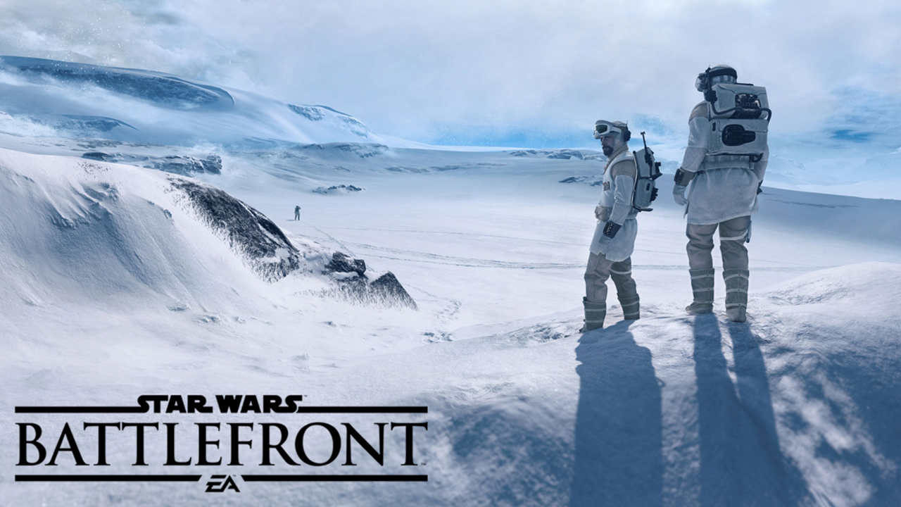 EA Twitta novità per Star Wars Battlefront oggi
