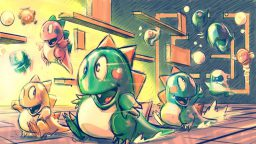 Bubble Bobble e Double Dragon II in arrivo su PS4