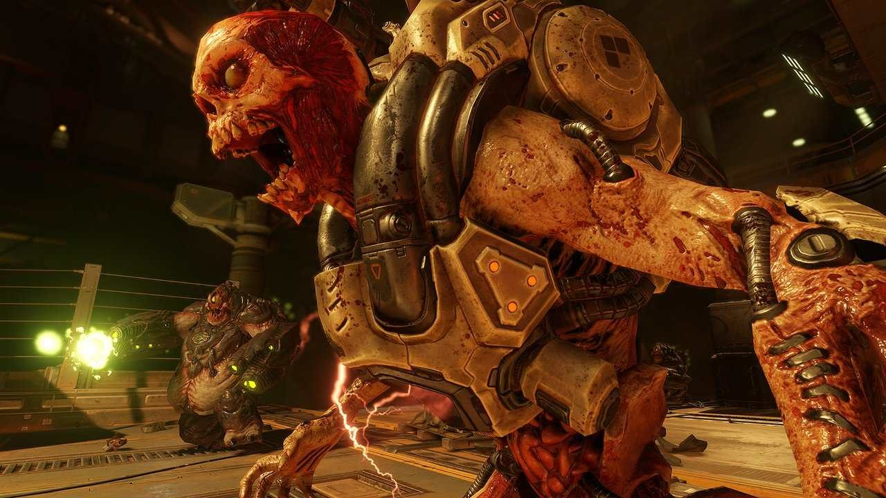 Nuovi screenshot per Doom