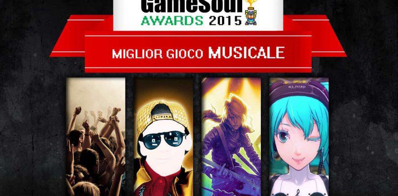 Miglior gioco Musicale – GameSoul Awards 2015