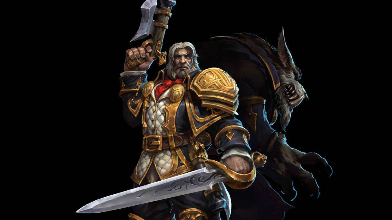 Mantogrigio si unisce al cast di Heroes of the Storm
