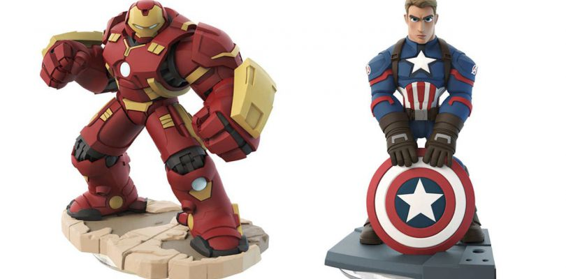 Play Set Marvel Battlegrounds in arrivo per Disney Infinity 3.0