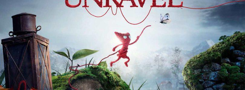 Unravel – Risolvere puzzle con Yarny