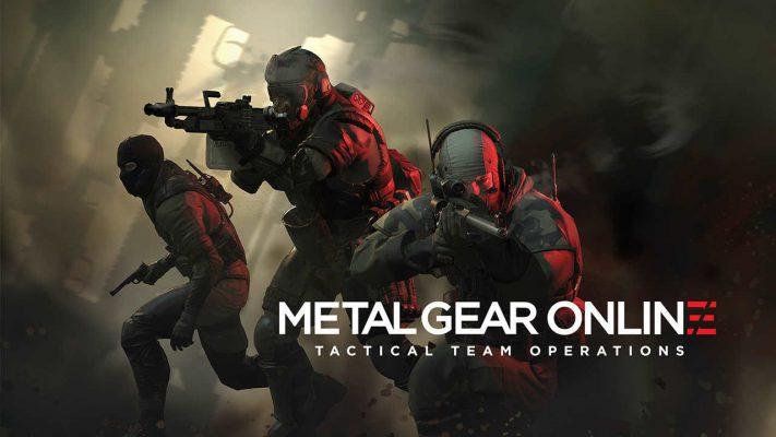 Metal Gear Online arriva su PC in beta