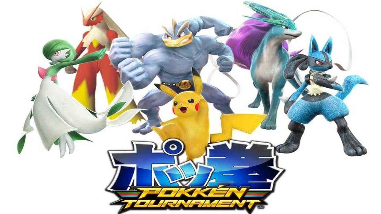 Pokkén Tournament arriva a Marzo su Wii U!