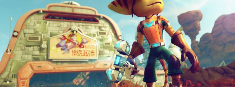 Ratchet & Clank ha una data di lancio!