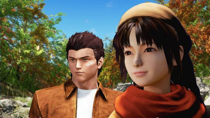 Due nuovi screenshot per Shenmue III