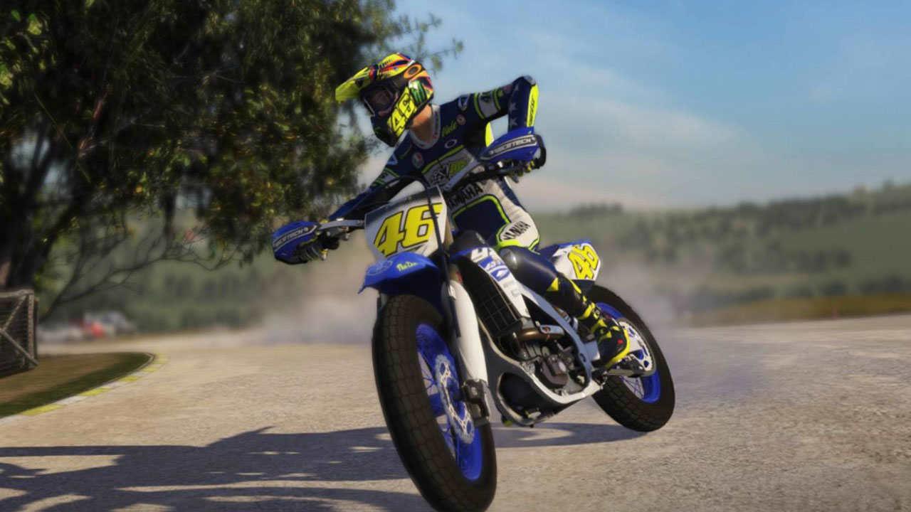 Valentino Rossi The Game al Motor Bike Expo 2016