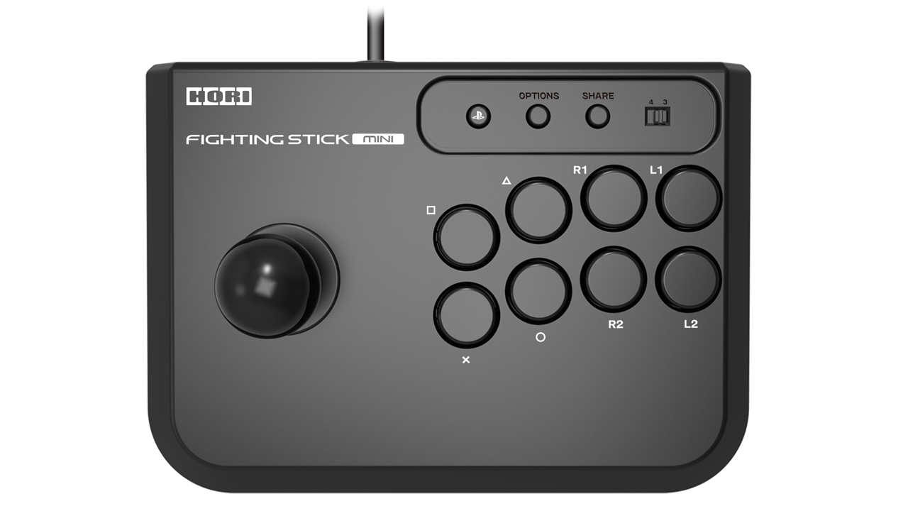 Hori Fighting Stick Mini – Recensione