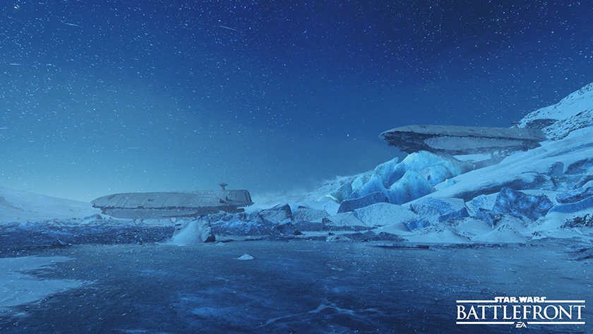 Star-Wars-Battlefront-Hoth-by-night