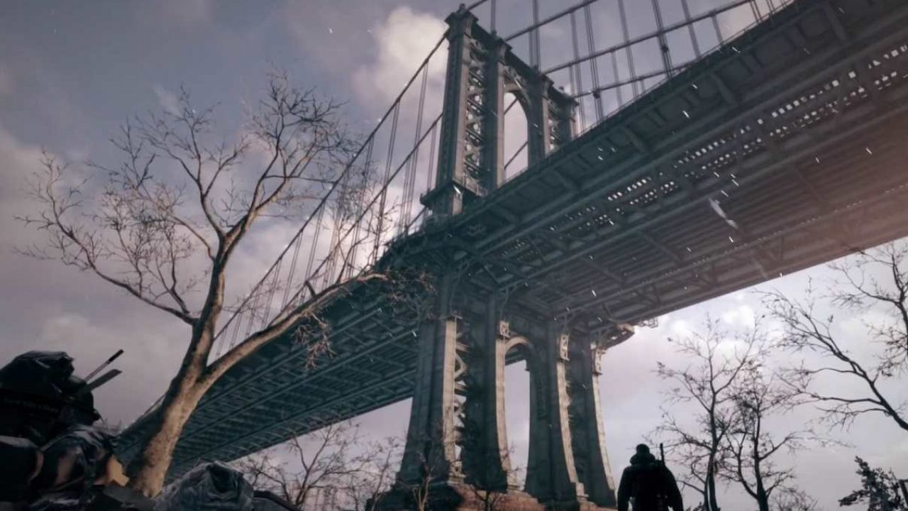 The Division peserà meno di 35GB?