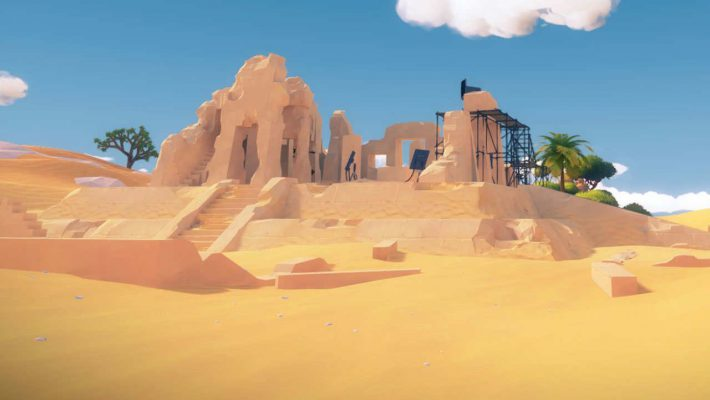 The Witness, grandi numeri in una sola settimana