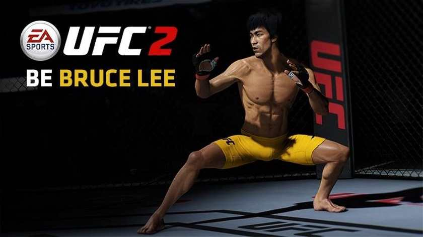 UFC 2 Bruce Lee Text 1
