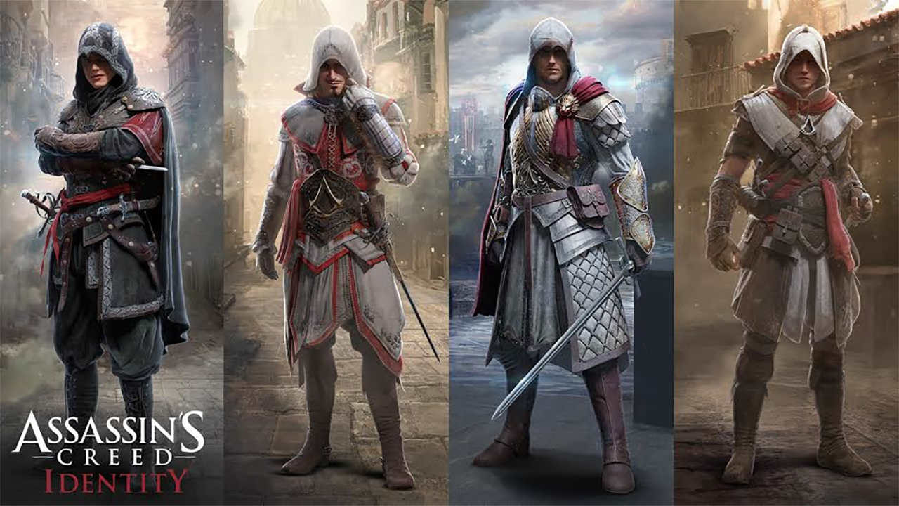Assassin's Creed Identity arriva su mobile questo mese
