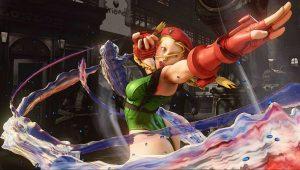 Street Fighter V, arrivano Cammy e Ryu in video