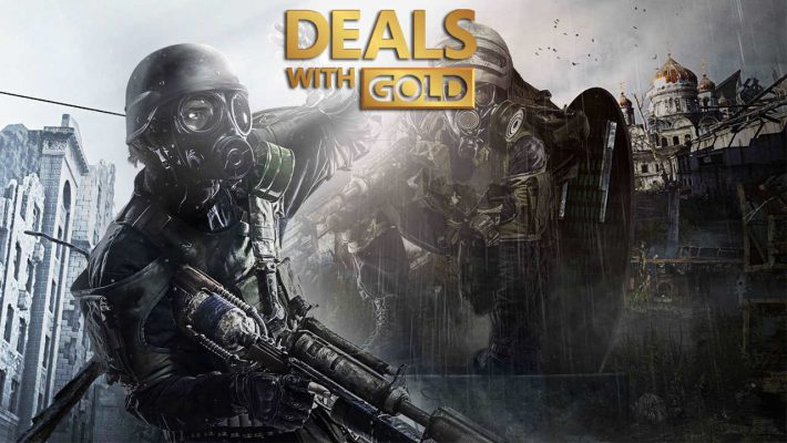 Deals With Gold: DB Xenoverse, Metro Redux e molti altri