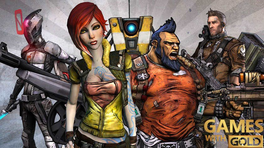 games-with-gold-borderlands-marzo-gamesoul