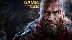 Games With Gold: annunciati i titoli di marzo