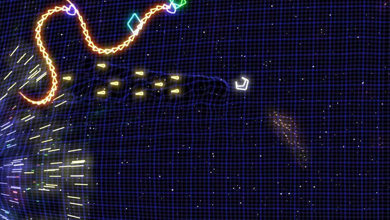 Geometry Wars Evolved si aggiunge alla retrocompatibilità di Xbox One