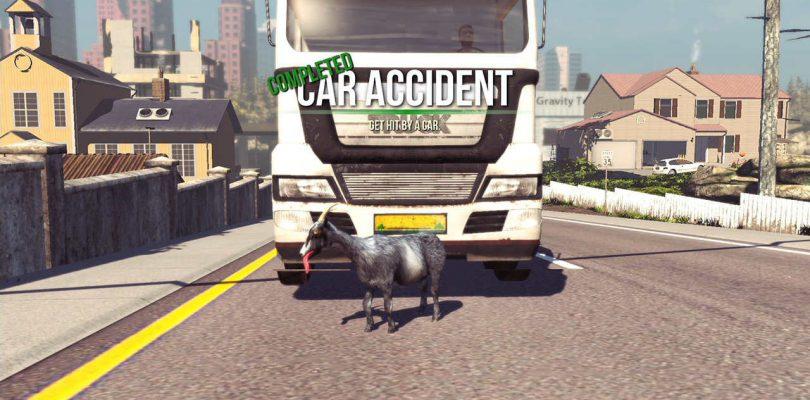 Goat Simulator: The Bundle in arrivo su Xbox One!