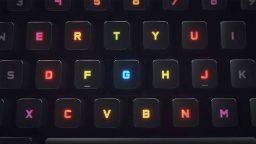 Logitech G810, tastiera meccanica con illuminazione RGB