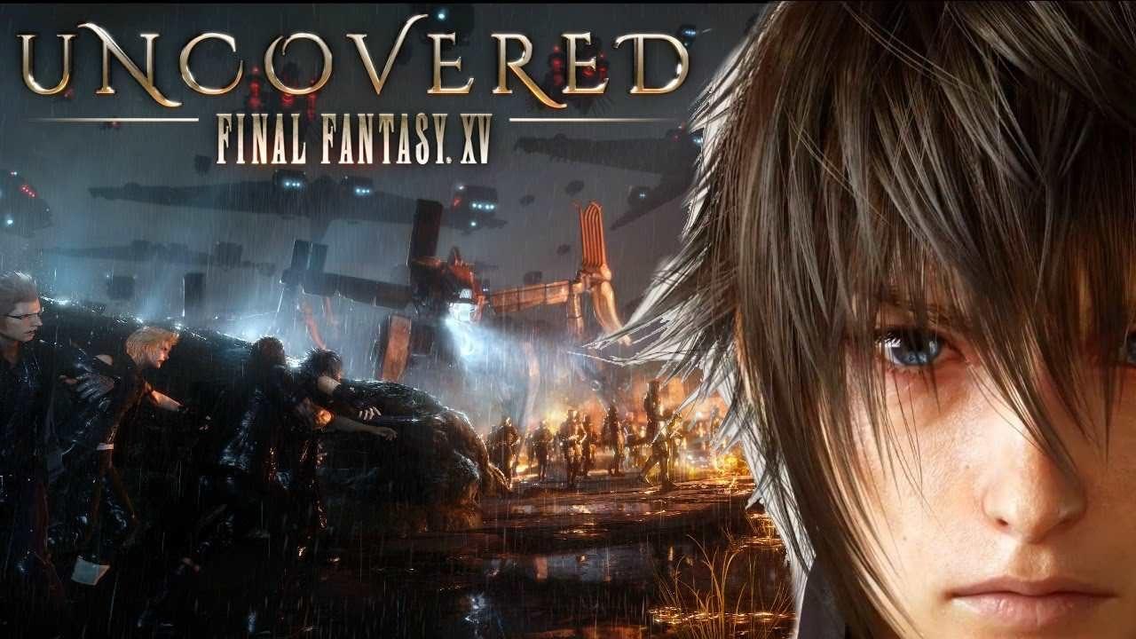 Final Fantasy XV, l'evento è sold-out