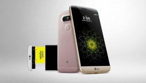 LG G5 e Friends protagonisti di una ricca infografia