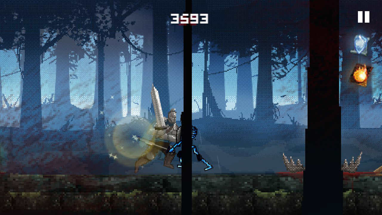 Slashy Souls, lo spin-off mobile di Dark Souls è disponibile