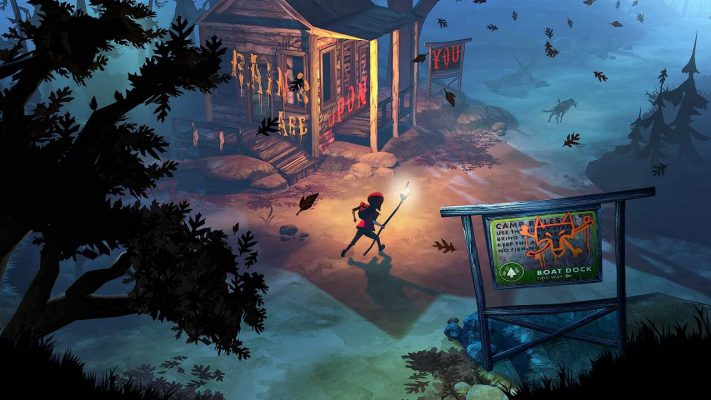 The Flame in the Flood – Recensione