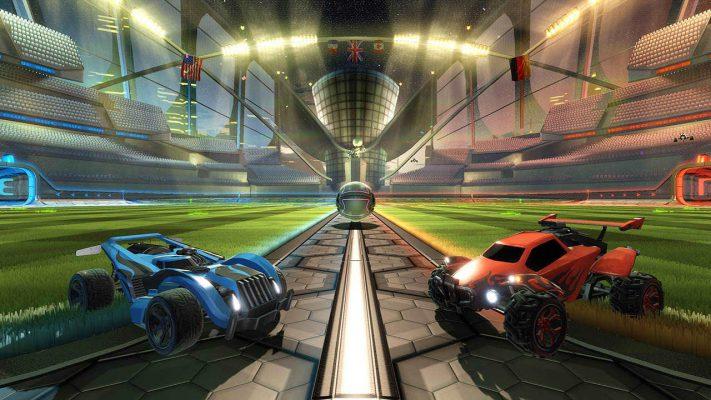 Rocket League, la rivelazione multiplayer arriva su Xbox One
