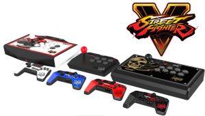 Street Fighter V, Mad Catz presenta le sue periferiche gaming!