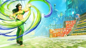 Street Fighter V, il gameplay di Laura in video