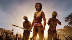 The Walking Dead: Michonne, il sanguinoso trailer di lancio