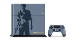 Uncharted 4, svelata una PlayStation 4 a tema