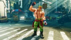 Street Fighter V, il trailer di presentazione di Alex