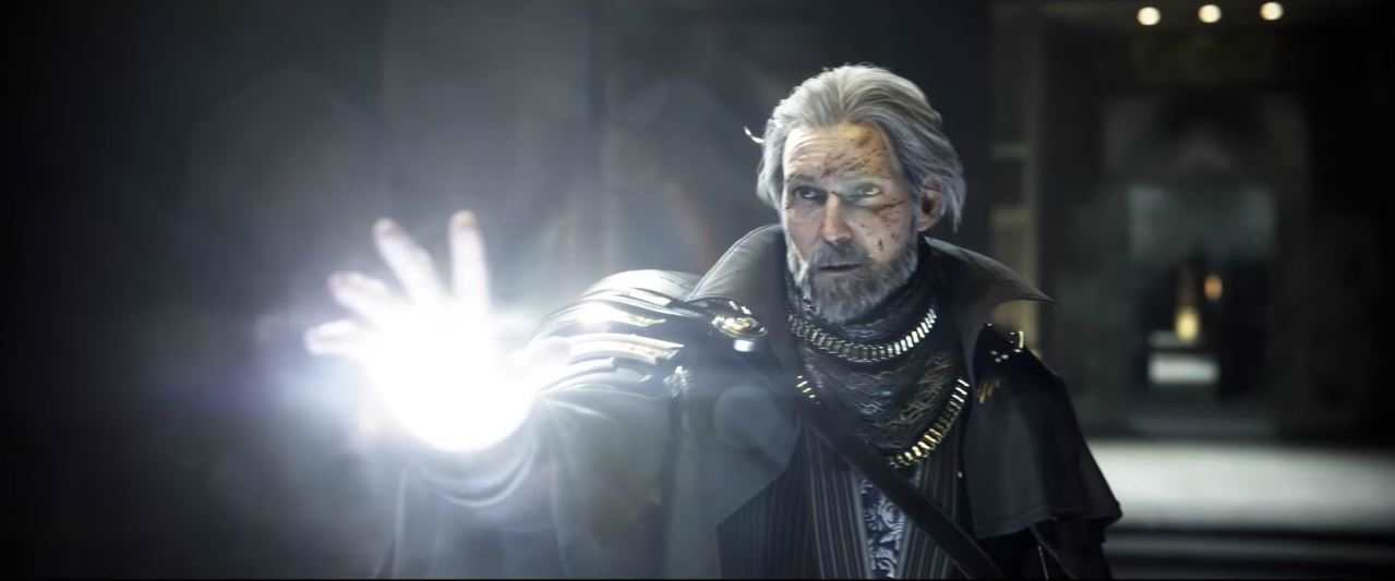 Kingsglaive, il film in CGI di Final Fantasy XV