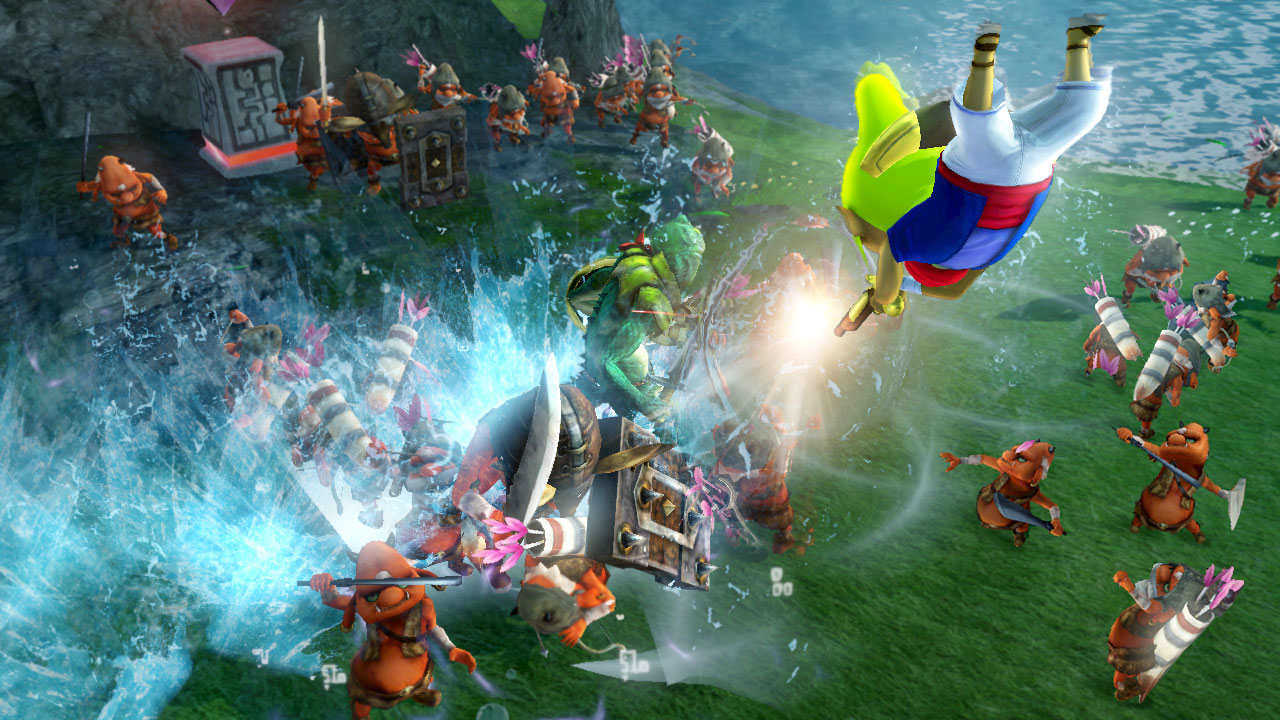 Hyrule Warriors Legends Wind Waker