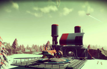 No Man's Sky si mostra in un nuovo gameplay