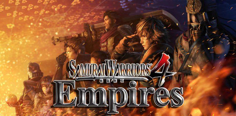 Samurai Warriors 4 Empires – Recensione