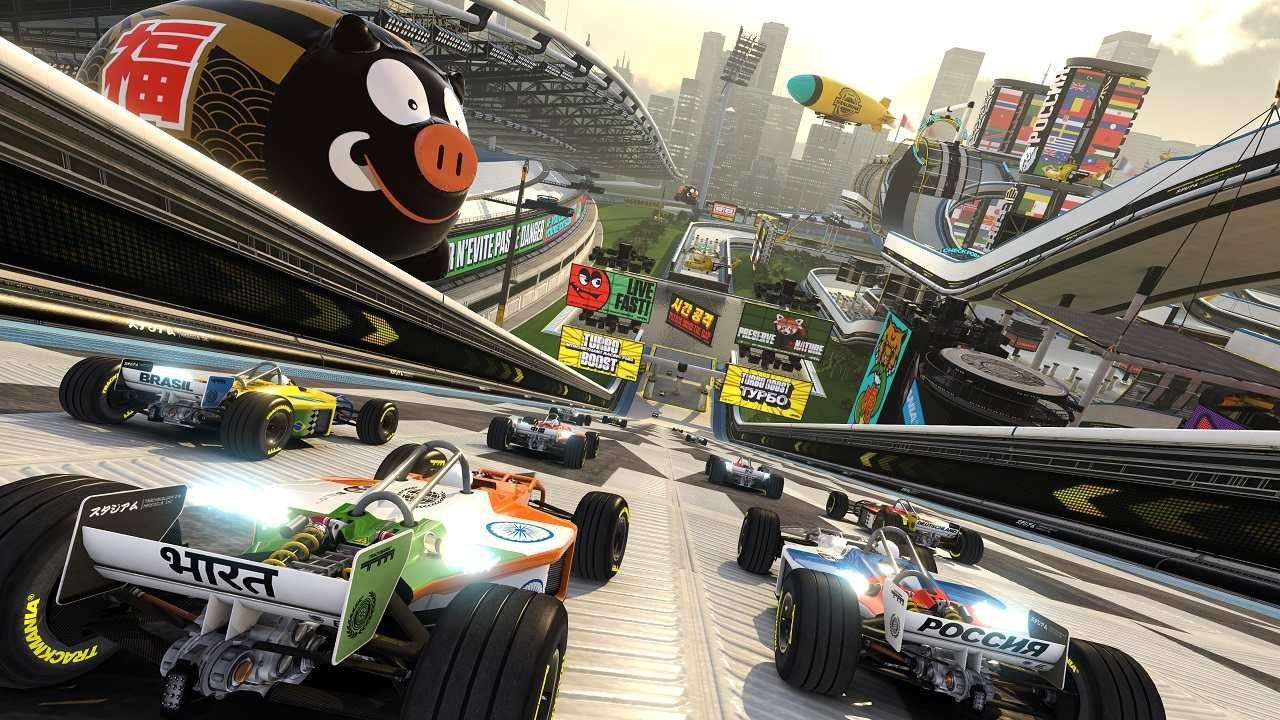 TrackMania Turbo – Recensione
