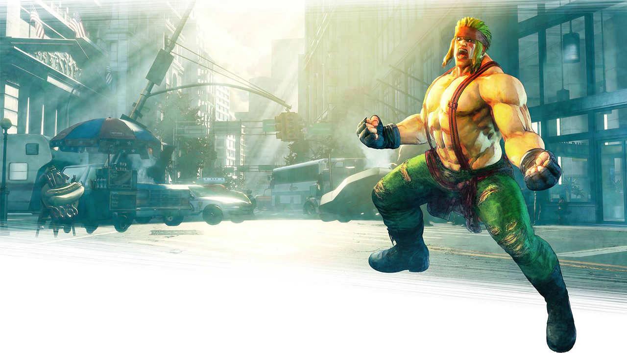 Street Fighter V, Alex è il nuovo personaggio di Marzo